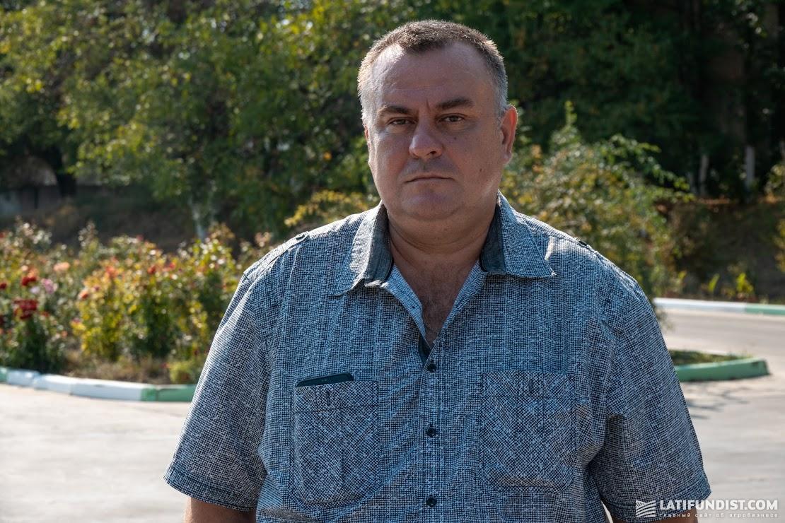 Виктор Маслов, коммерческий директор «Агропрайм»