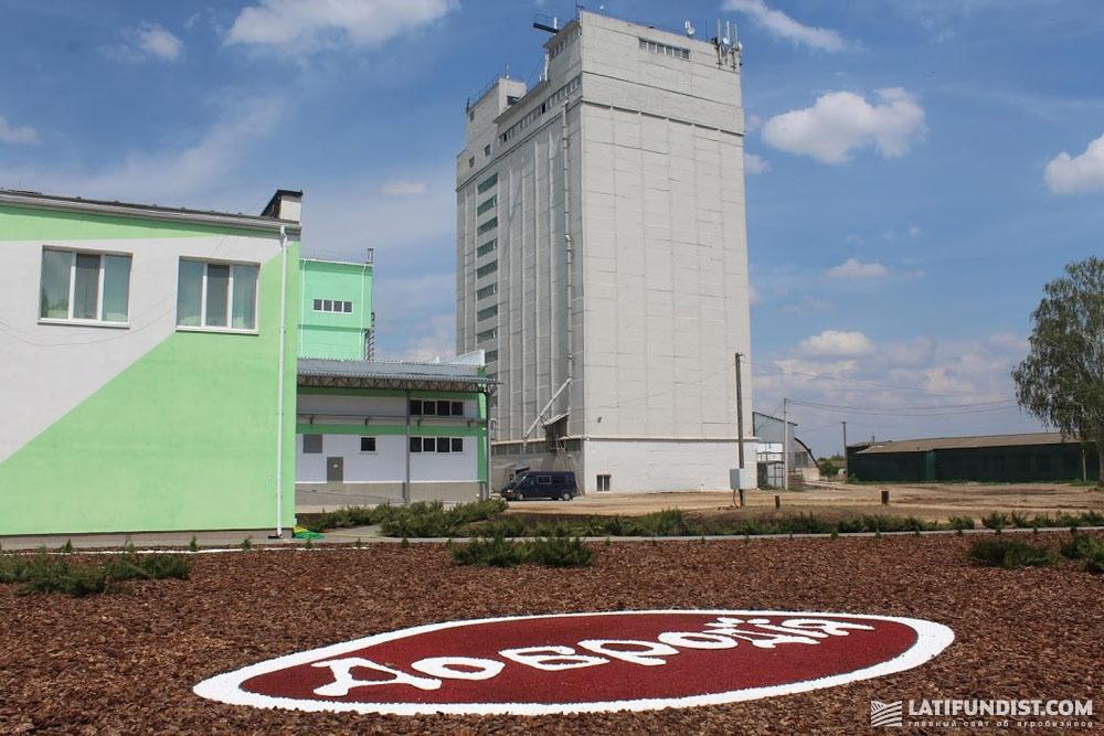 Завод по производству хлопьев ТМ «Добродия»