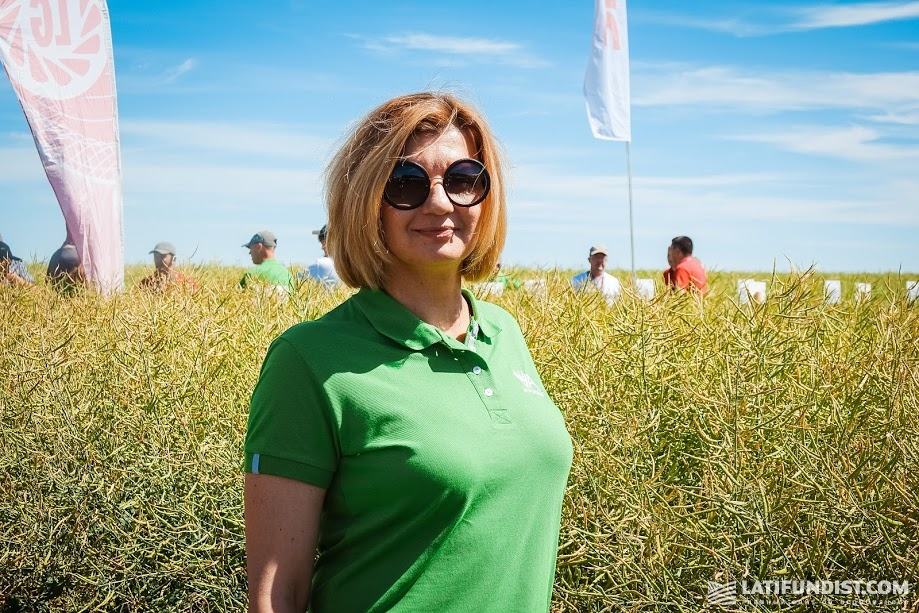 Наталия Рязанцева, директор по маркетингу «Агроскоп Интернешнл»