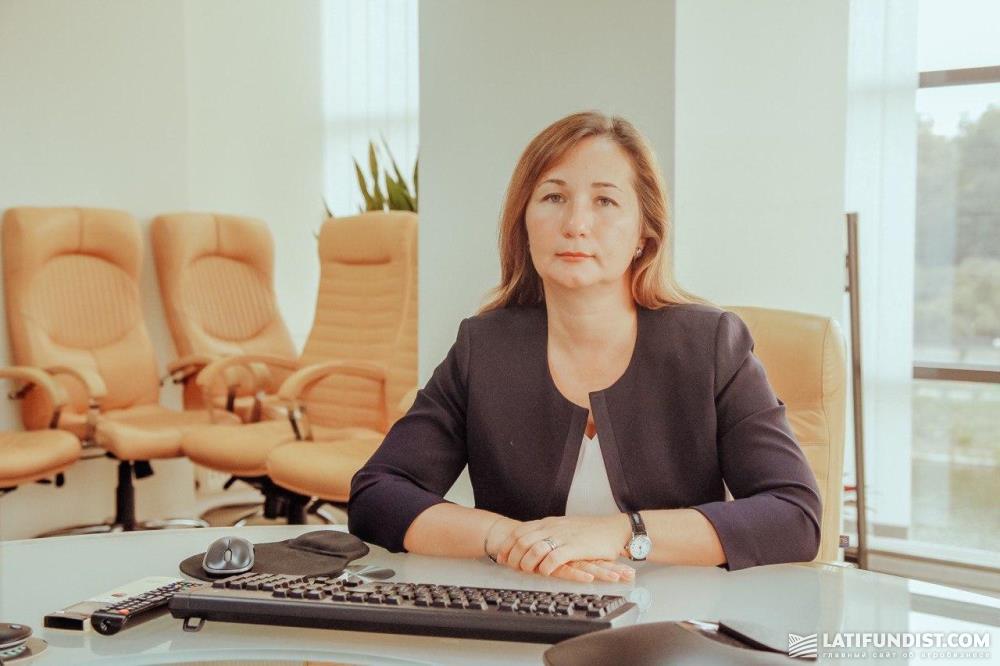 Елена Ворона, директор по финансовой и операционной деятельности «АГРОТРЕЙД»