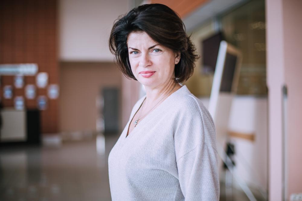 Елена Федоренко, руководитель региональной службы управления персоналом Черкасского региона МХП