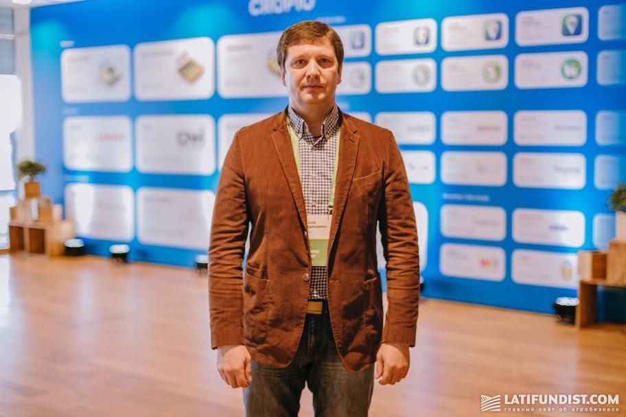 Виталий Андрющенко, главный технолог проекта Open Agribusiness