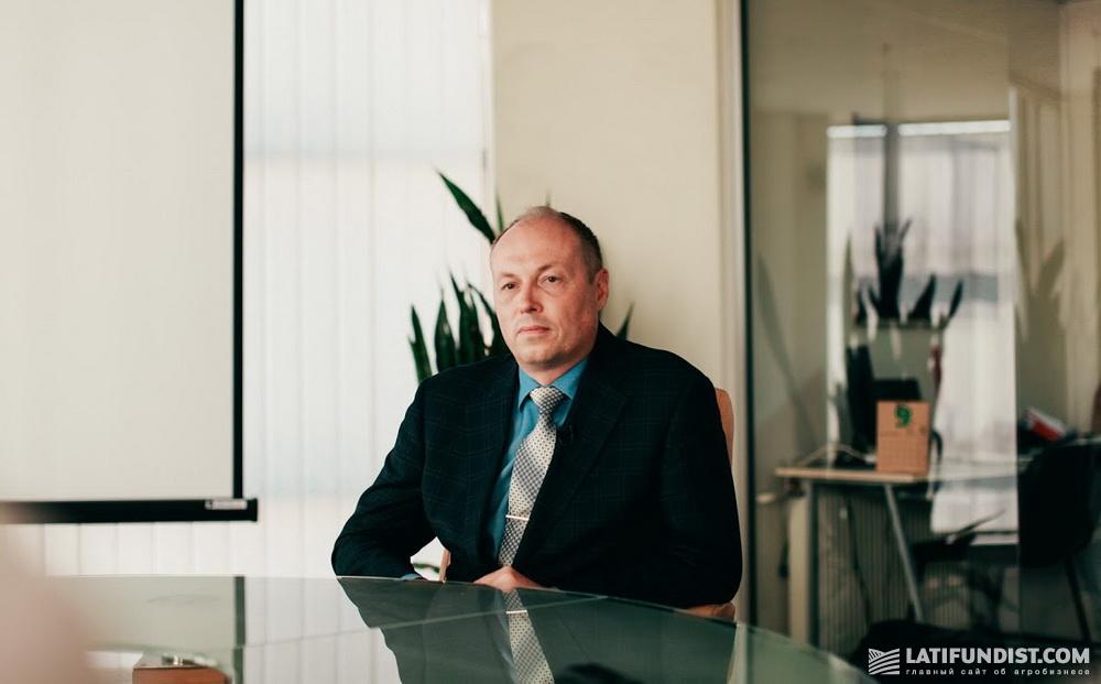Сергей Орлов, директор Департамента IT группы «Агротрейд»
