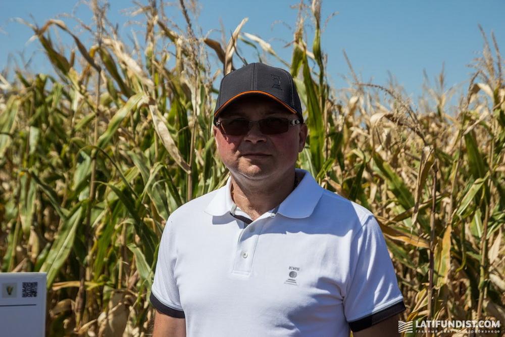 Николай Ищенко, менеджер по работе с ключевыми клиентами «КВС-УКРАИНА» в Центральной Украине
