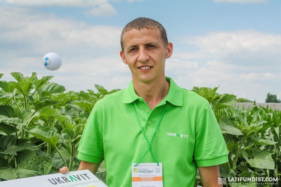Александр Миговец, руководитель отдела развития продуктов и сервисов СЗР UKRAVIT