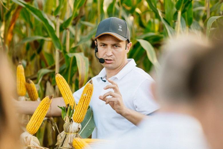 Сергей Красновский, начальник отдела развития продуктов и агросервиса кукурузы и подсолнечника компании «КВС-УКРАИНА»