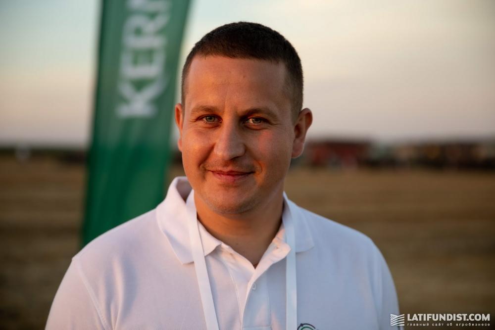 Роман Горбань, менеджер проекта Open Agribusiness
