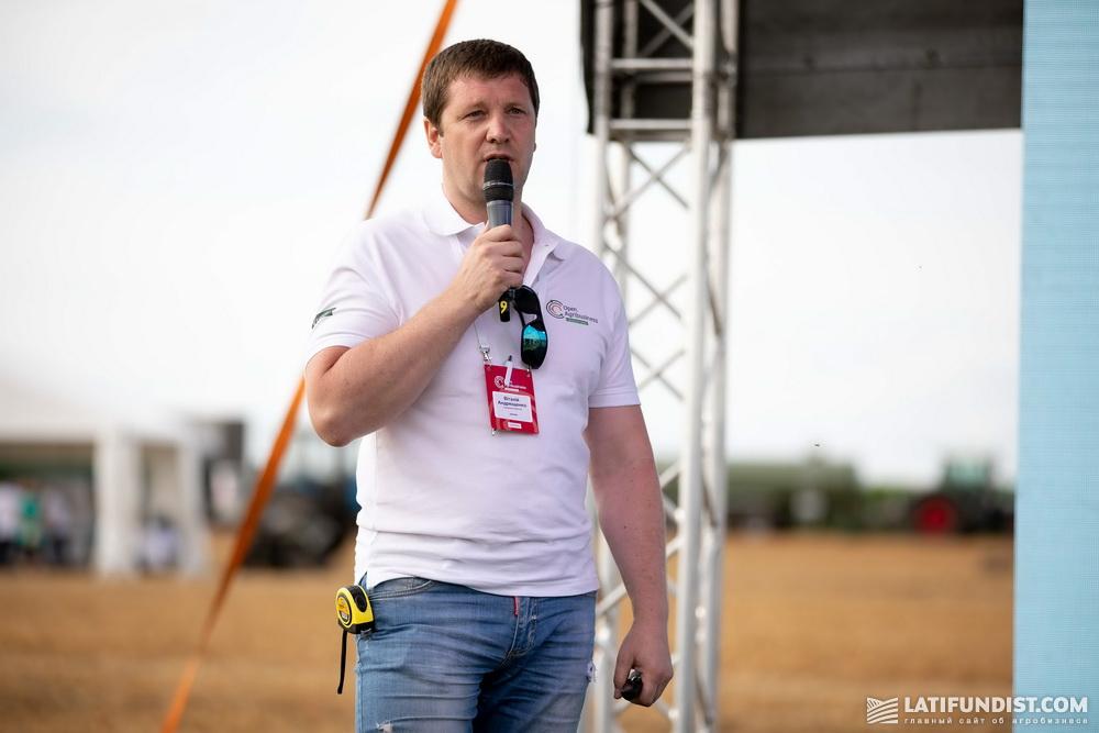 Виталий Андрющенко, главный технолог Open Agribusiness