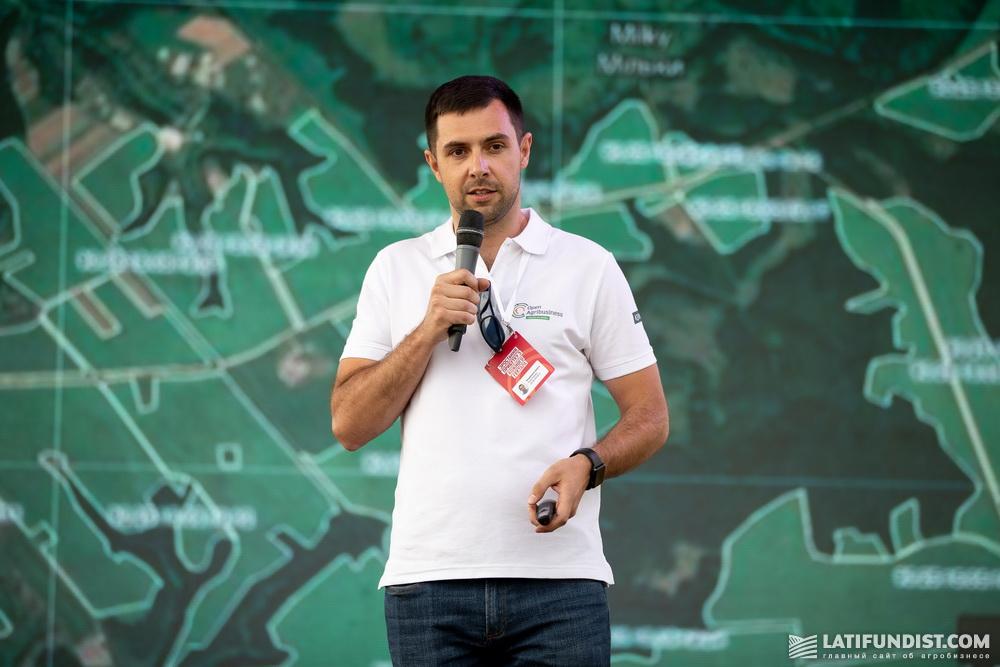 Евгений Сапиженко, руководитель службы моделирования и мониторинга Дивизиона Агробизнес Кернел
