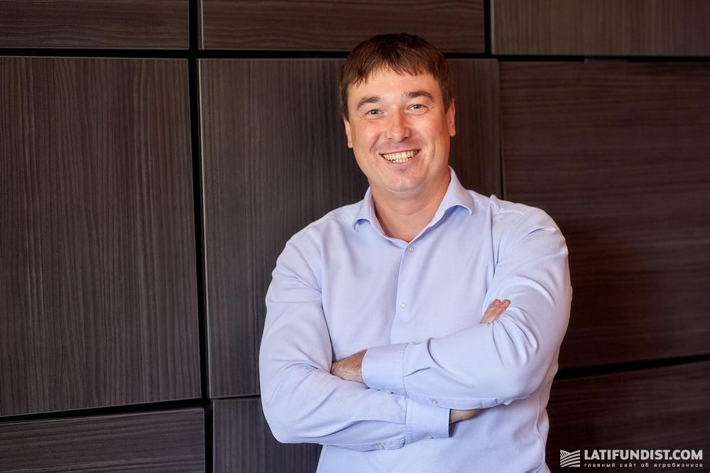 Михаил Петров, руководитель Приднепровского кластера