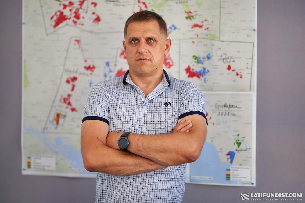 Анатолий Ищенко, заместитель руководителя Приднепровского кластера по производству