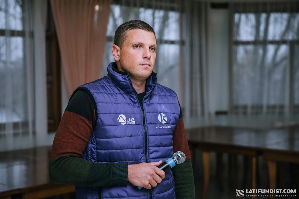 Вячеслав Панасюк, руководитель отдела полевого маркетинга LNZ Group