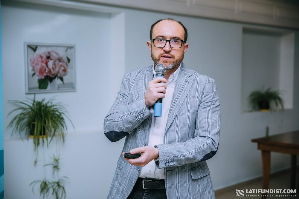 Роман Кравец, руководитель направления LNZ Energo