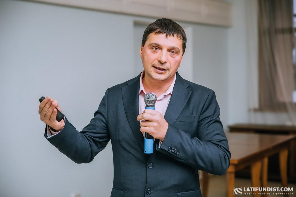 Александр Печерицын, главный экономист банка Credit Agricole Bank