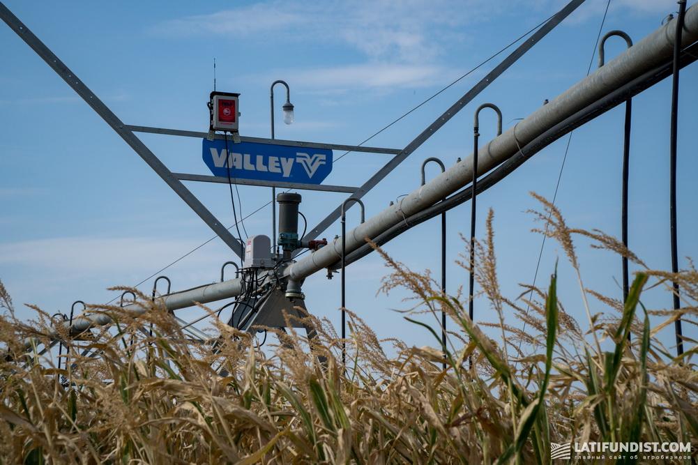 Дождевальная машина Valley