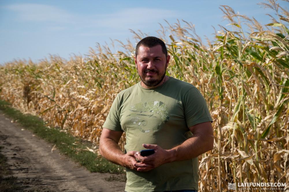 Сергей Маловик, заместитель директора предприятия «Лан»