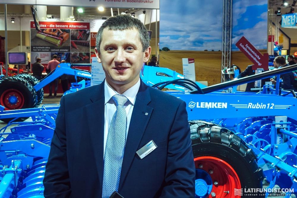 Артем Калашник, генеральный директор «ЛЕМКЕН-Украина»