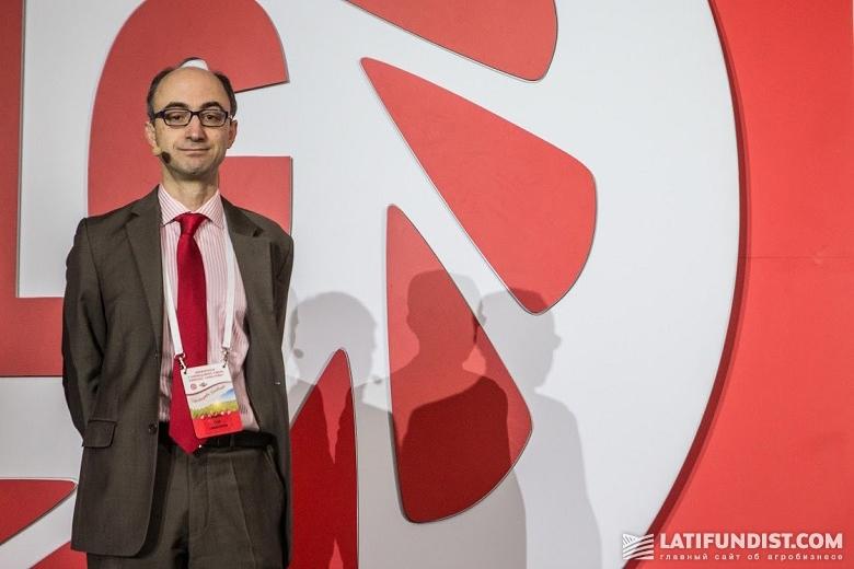 Альфонс Хоро, менеджер по инновационным проектам Limagrain