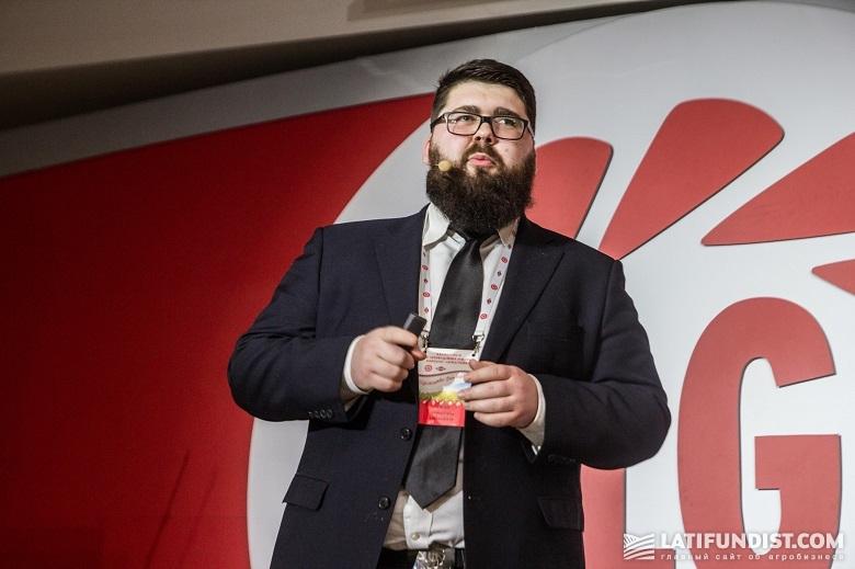Евгений Кришталь, менеджер по развитию LGNA компании «Лимагрейн Украина»