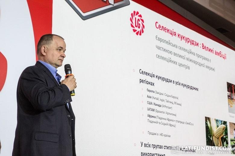 Карой Купи, директор по развитию портфолио кукурузы в Восточной и Южной Европе