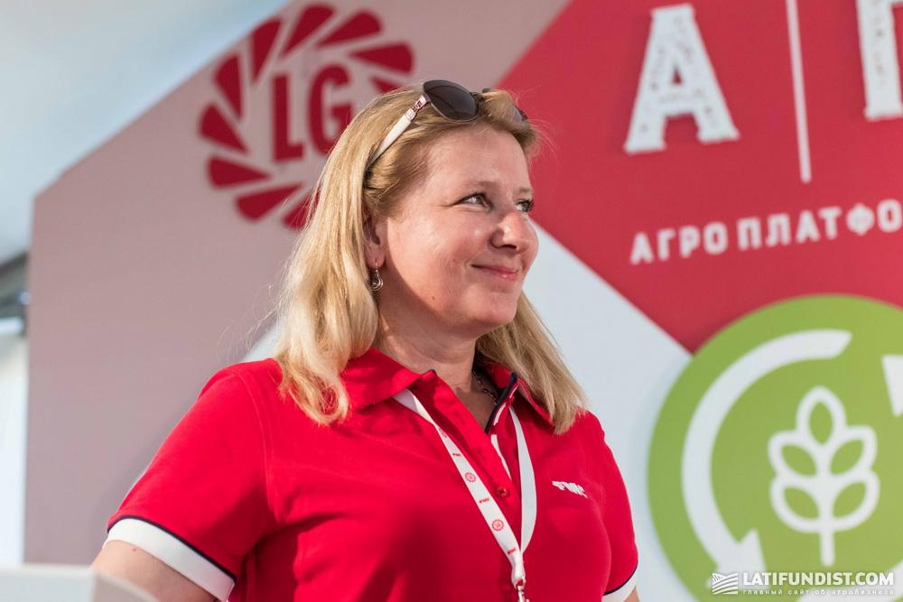 Наталья Савченко, генеральный директор компании «ФМС Украина»