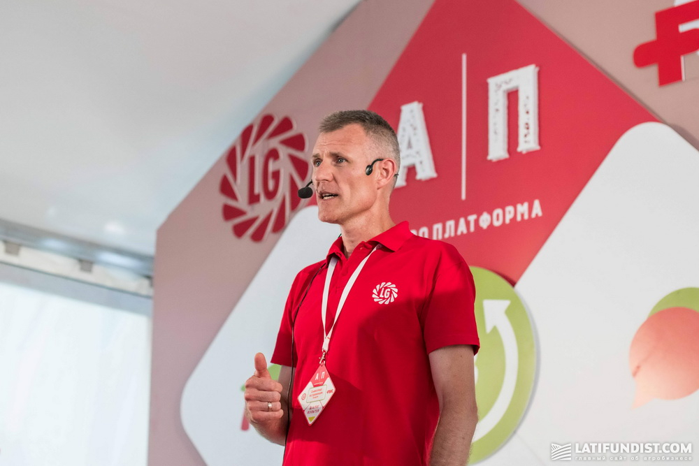 Александр Астраханцев, директор по маркетингу компании «Лимагрейн Украина»