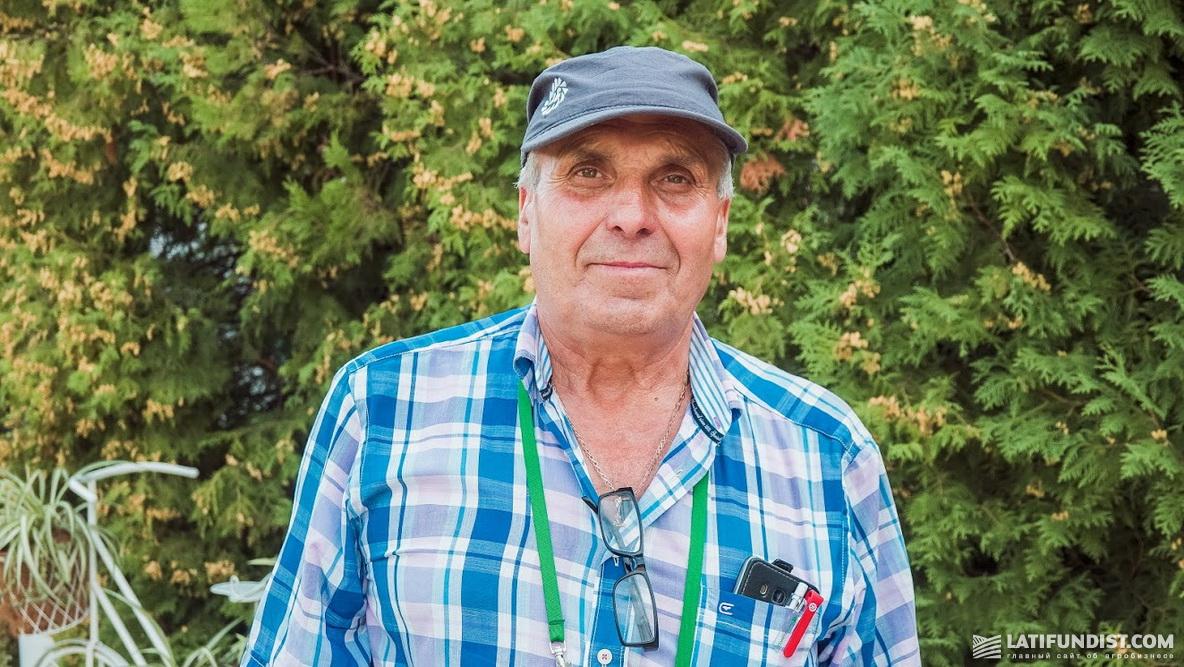 Григорий Козлов, агроном предприятия «Лактус»