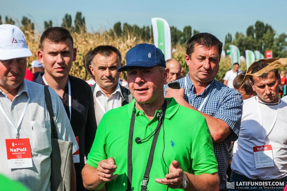 Иван Дудник, начальник отдела продаж компании «Маис»