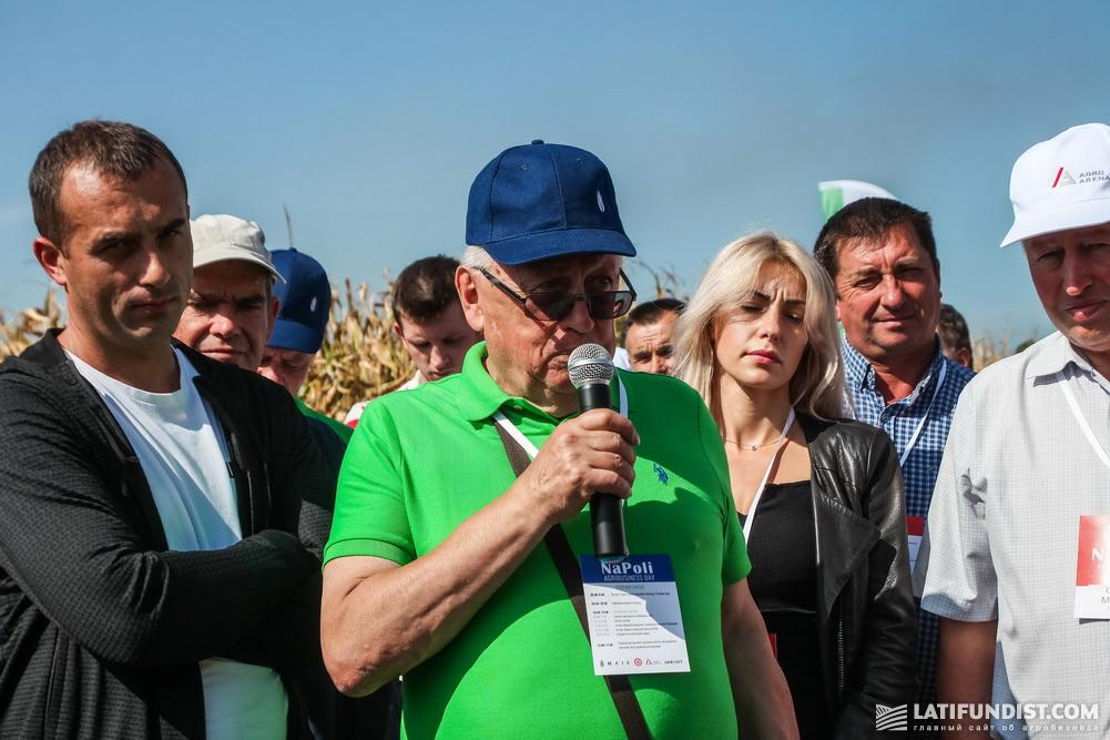 Борис Дзюбецкий, завотделом селекции зерновых культур ГУ ИЗК НААН