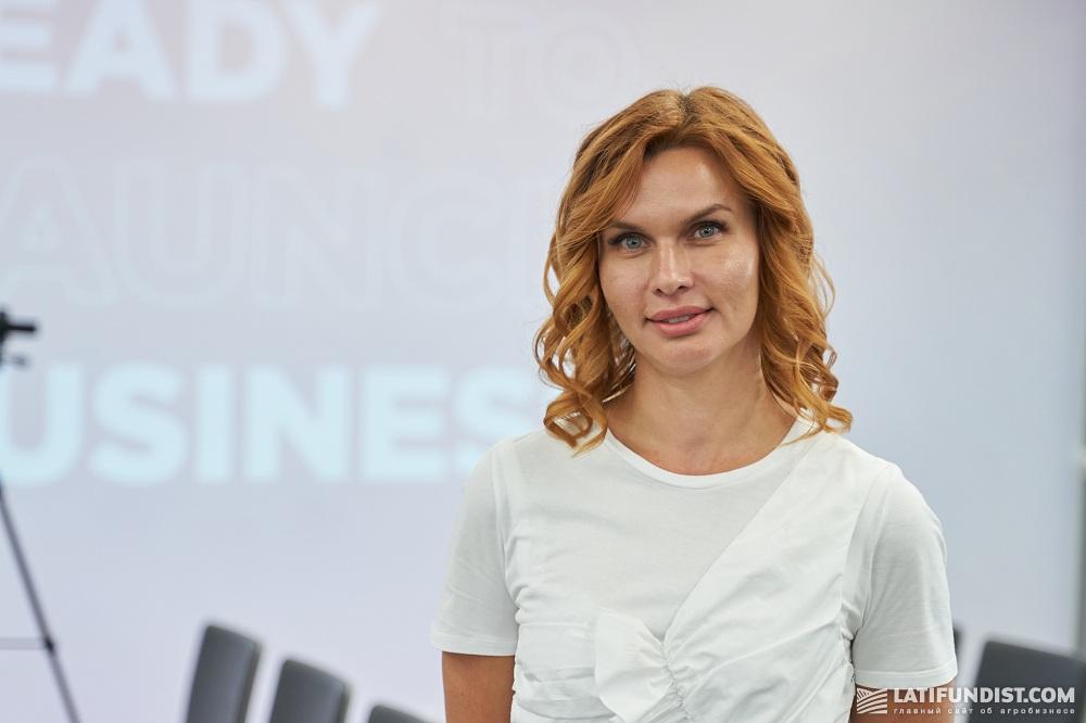 Ксения Прожогина, директор департамента управления персоналом и коммуникаций
