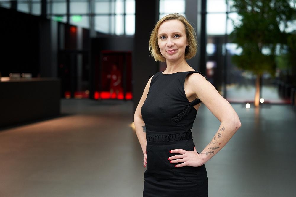 Катерина Корченко, руководитель отдела внутренних и внешних коммуникаций МХП