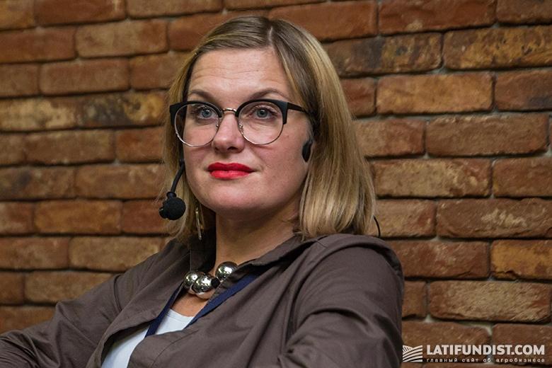 Алена Калибаба