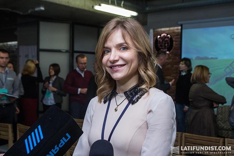 Юлия Порошенко