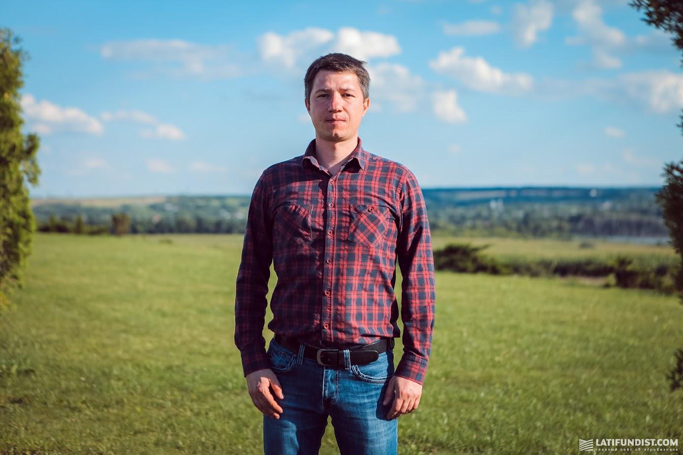 Александр Семенец, главный эколог МХП