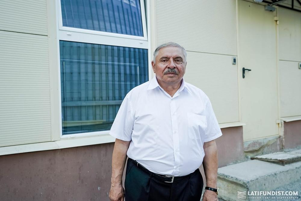 Владимир Мирошниченко, исполнительный директор компании «Агродар»
