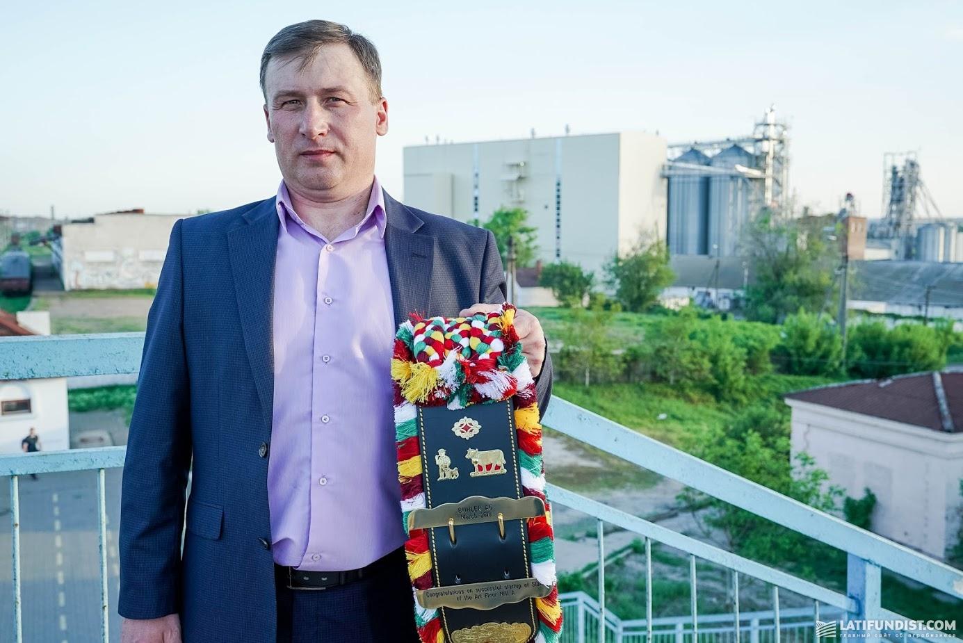 Сергей Канцур, технический директор компании «Агродар»