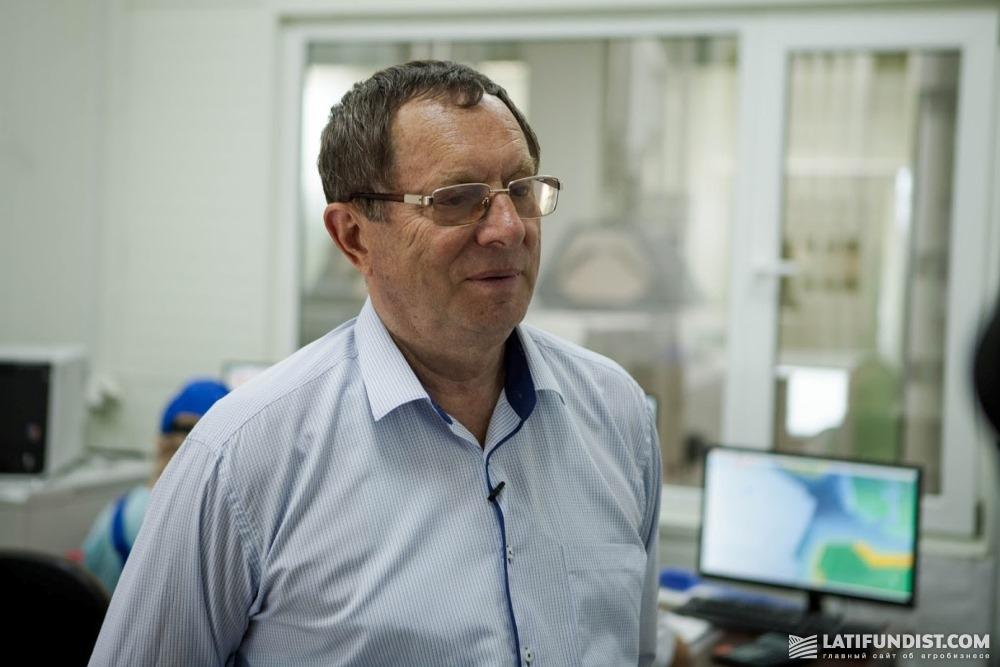Леонид Шестак, главный технолог