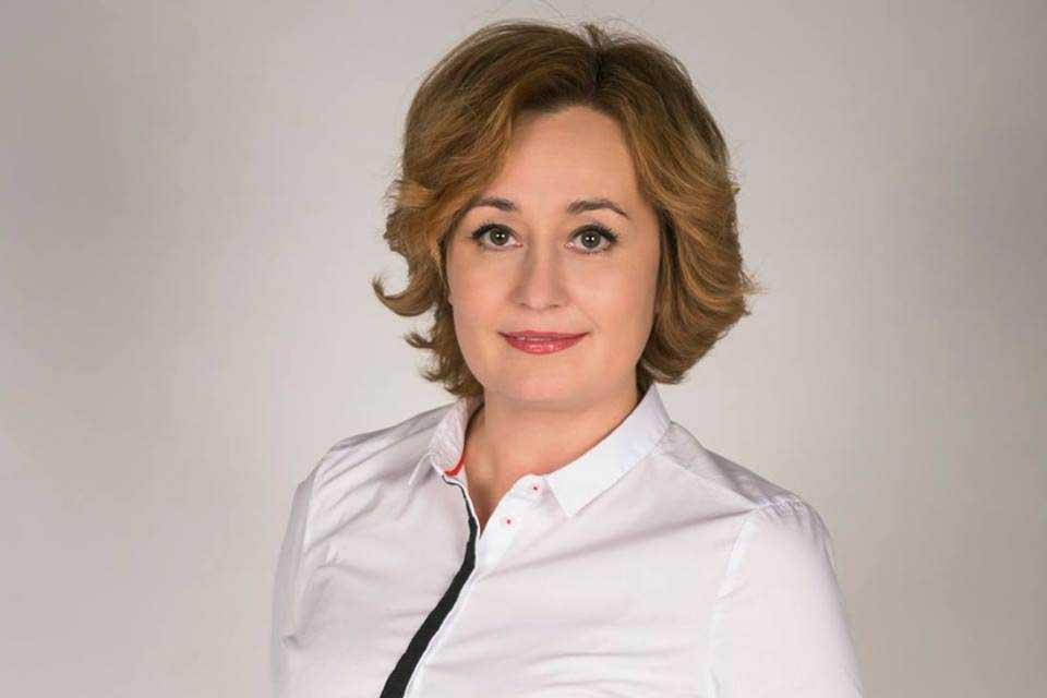 Елена Березовская, председатель правления Общественного союза производителей сертифицированной органической продукции «Органическая Украина»