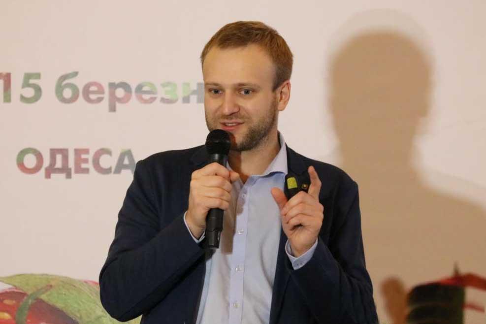 Сергей Галашевский, директор компании «Органик Стандарт» (Источник фото: http://agro-yug.com.ua/)