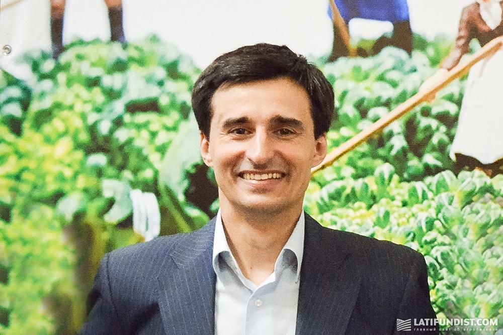 Дмитрий Николаев, руководитель Украинского проекта бизнес-развития плодоовощеводства