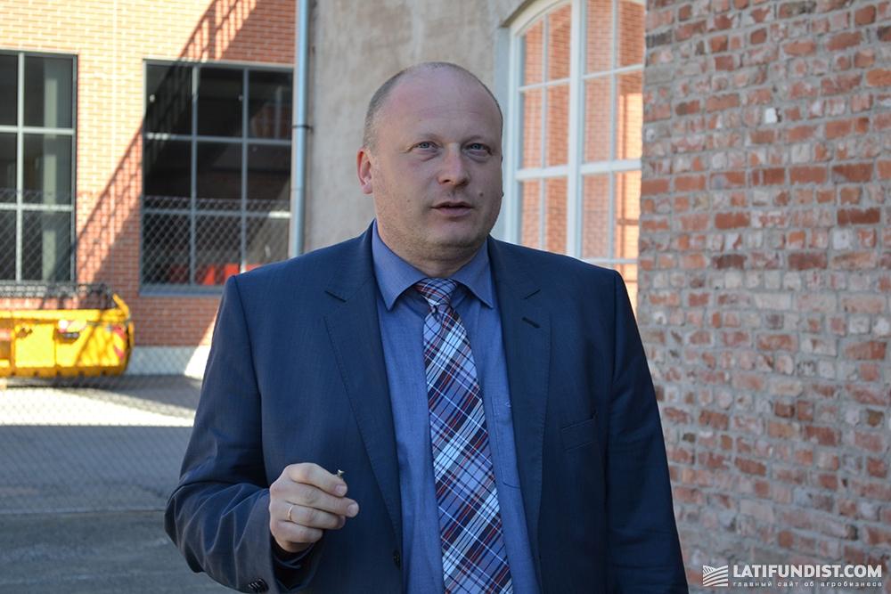 Михаил Кулик, менеджер по маркетингу Sampo-Rosenlew в странах СНГ