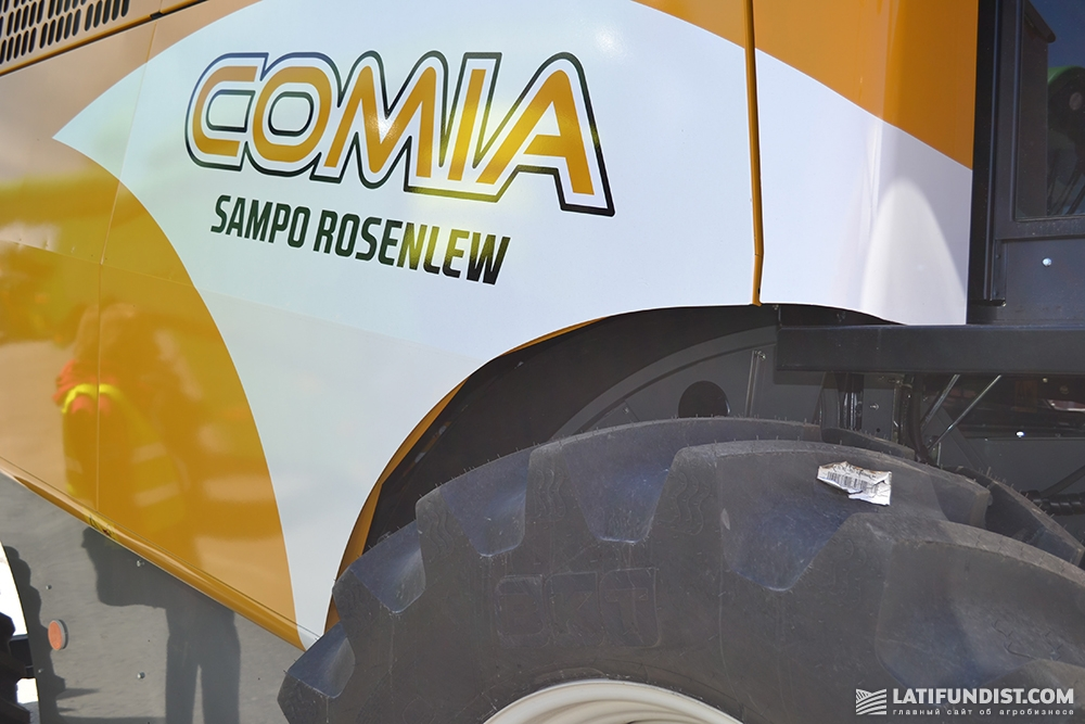 Comia Sampo-Rosenlew