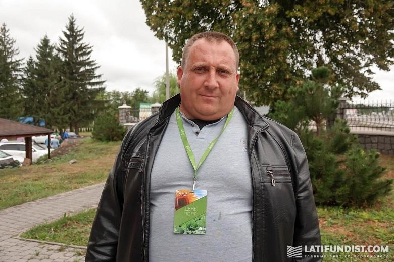 Алексей Панко, агроном по технологии компании «Сигнет-Центр»