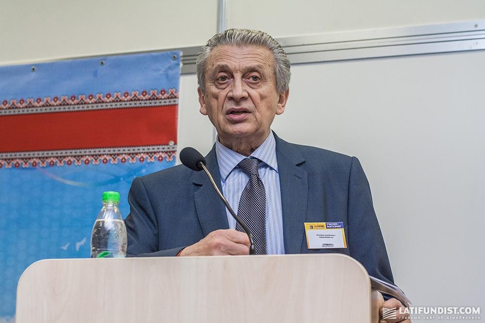 Виктор Тимченко, президент «Украинской ассоциации производителей и переработчиков сои»