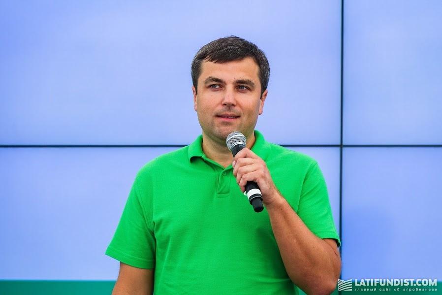 Виктор Масловский, директор отдела продаж группы компаний UKRAVIT