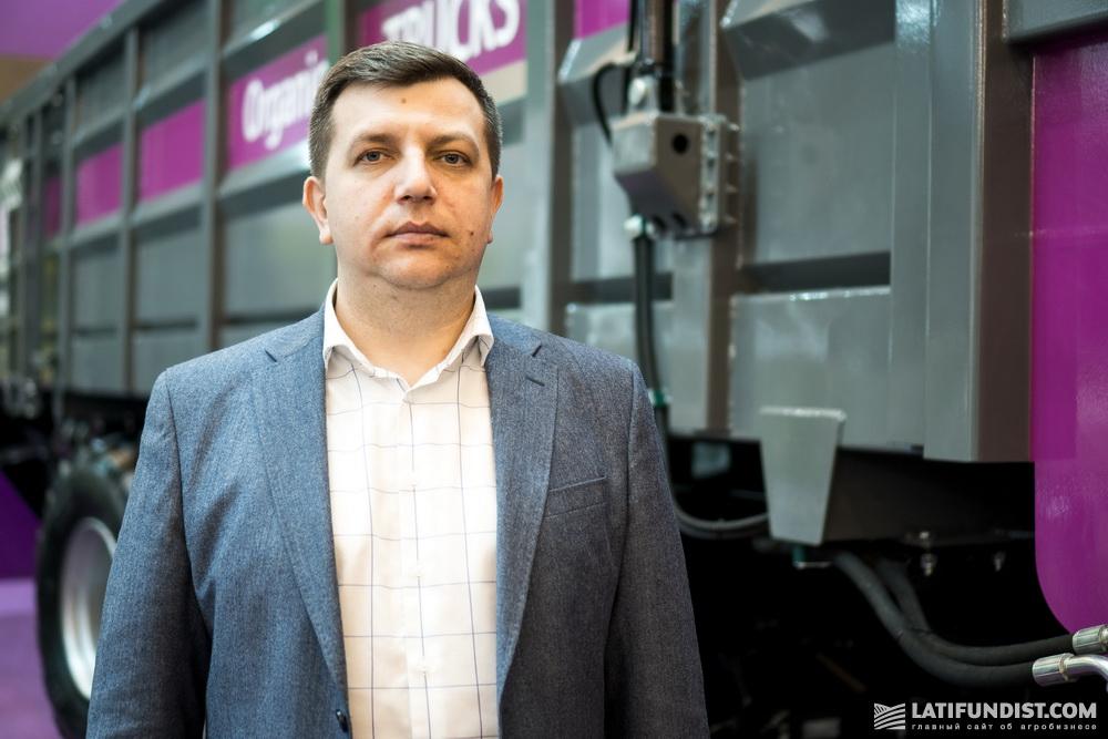 Алексей Грушко, директор компании «Вариант Агро Строй»