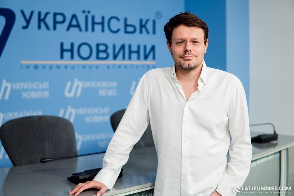 Дмитрий Мотузко, соучредитель компаний сельхозпроизводства, логистики и переработки