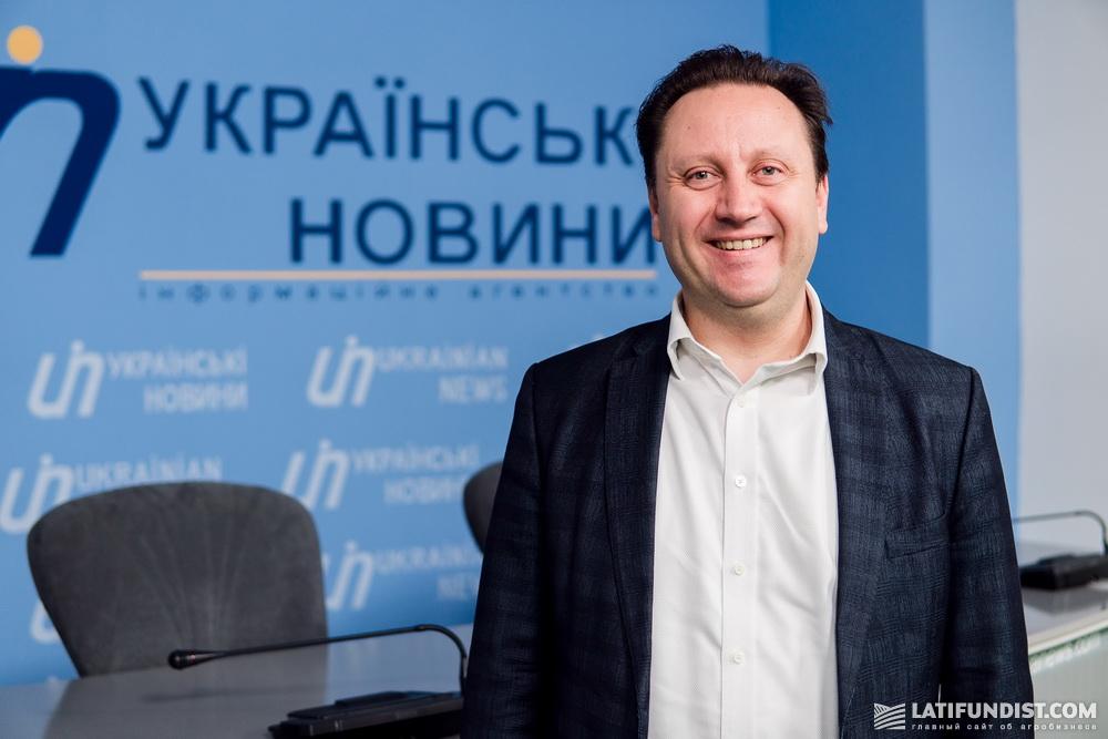 Виталий Иванченко, директор по связям с госорганами Группы компаний «Агропросперис»