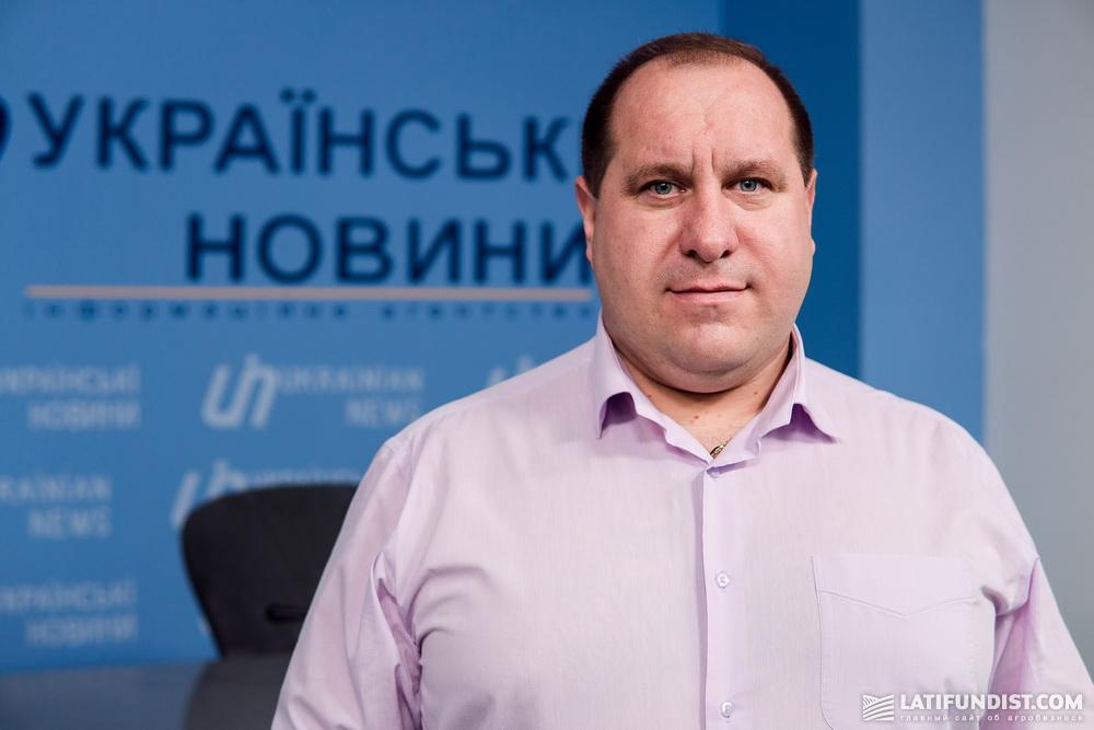 Григорий Пуга, генеральный директор «Краєвид Подiлля»