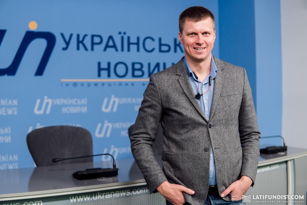 Алексей Мушак, советник премьер-министра, активист земельной реформы, депутат парламента VIII созыва